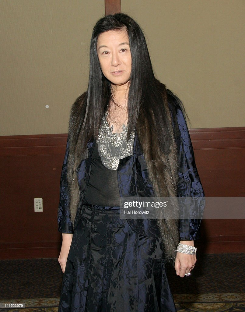 Vera Wang Designer During Parsons The New School For Design 58th News Photo Getty Images