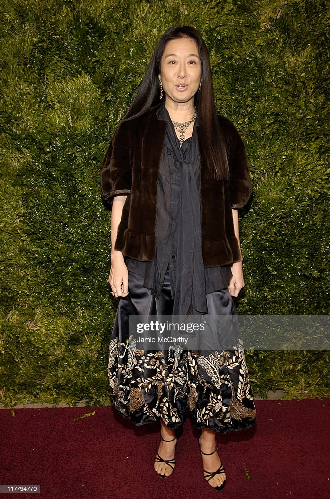 Vera Wang during CFDA 7th on Sale Kick-Off - Red Carpet and Inside at Sky Light Studios in New York City, New York, United States.