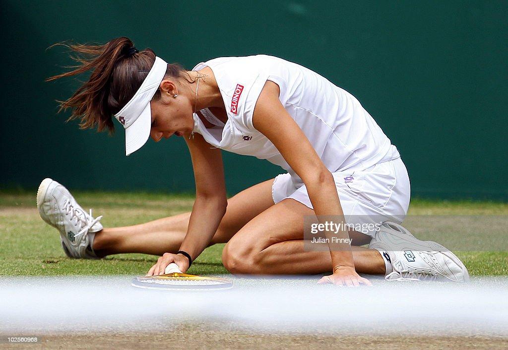 The Championships - Wimbledon 2010: Day Ten