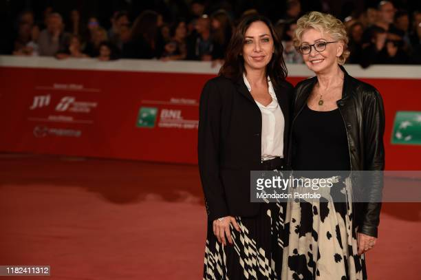 Verdiana Pettinari Enrica Bonaccorti at Rome Film Fest 2019 Rome October 20th 2019