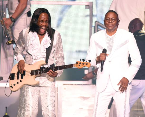 Earth, Wind, And Fire With CHIC Featuring Nile Rodgers In Concert - Alpharetta, Georgia