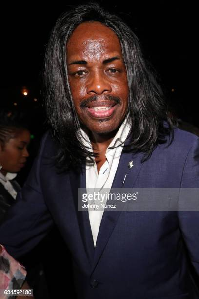 Verdine White attends the Annual PreGrammy Reception hosted by Ted Reid at STK on February 9 2017 in Los Angeles California