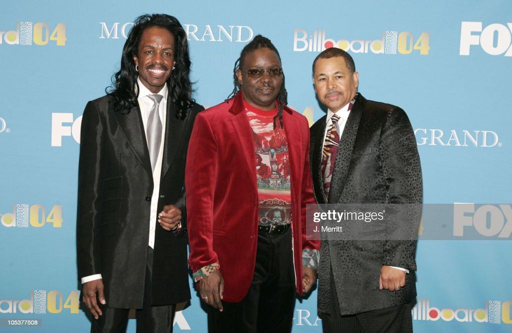 2004 Billboard Music Awards - Pressroom