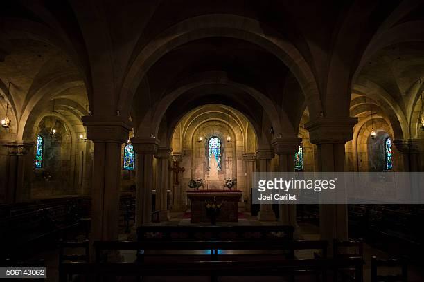 Verdun Cathedral crypt - Verdun, France