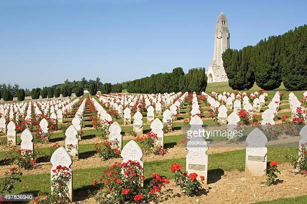 Verdun Cimetière militaire musulmans, France