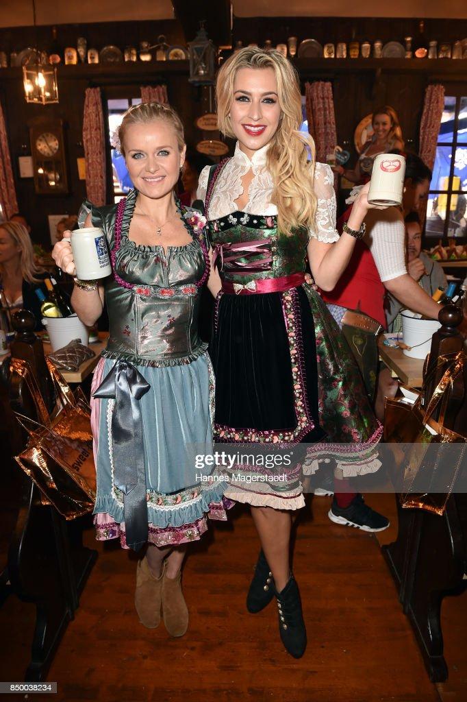 Charity Lunch At 'Zur Bratwurst' - Oktoberfest 2017 : Foto jornalística