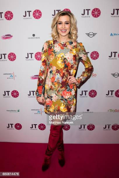 Verena Kerth attends the JT Touristik party at Hotel De Rome on March 9 2017 in Berlin Germany