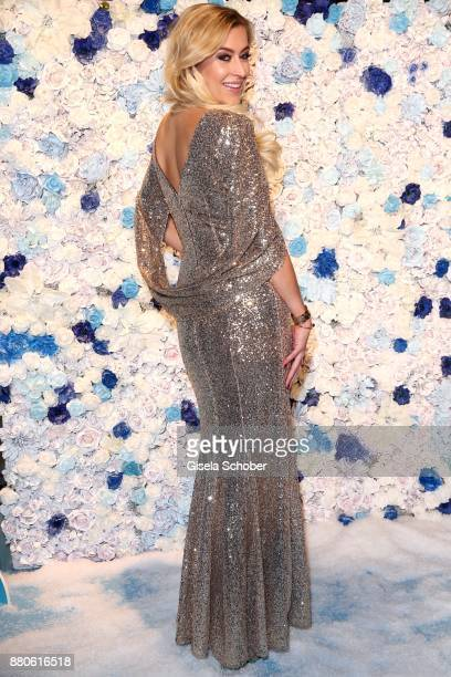 Verena Kerth during the DressHeaven 2017 Christmas party by 'dresscoded' at Armani Caffe on November 27 2017 in Munich Germany