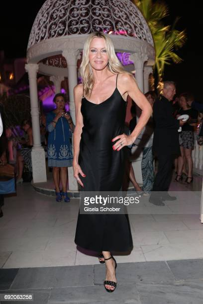 Verena Klein during the Zhero hotel and 'Bahia Mediterraneo' restaurant opening on June 3 2017 in Palma de Mallorca Spain