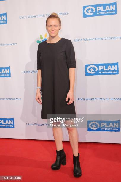 Verena Sailer attends the Ulrich Wickert and Peter SchollLatour award at Bar jeder Vernunft on September 27 2018 in Berlin Germany