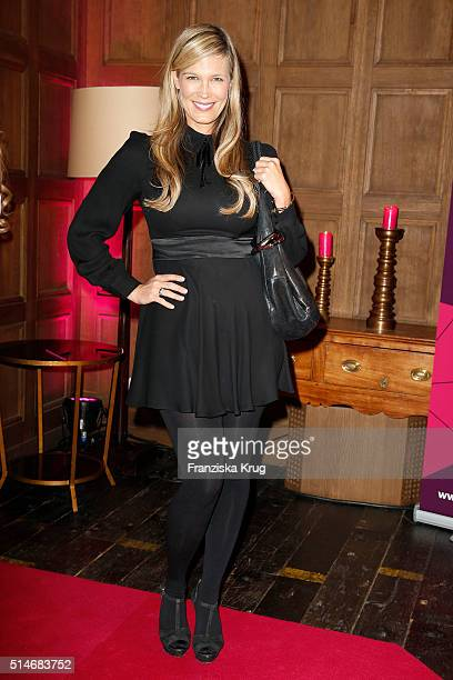 Verena Wriedt attends the JT Touristik Celebrates ITB Party on March 10 2016 in Berlin Germany