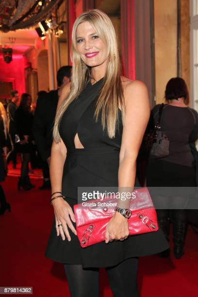 Verena Wriedt during the New Faces Award Style 2017 at 'The Grand' hotel on November 15 2017 in Berlin Germany