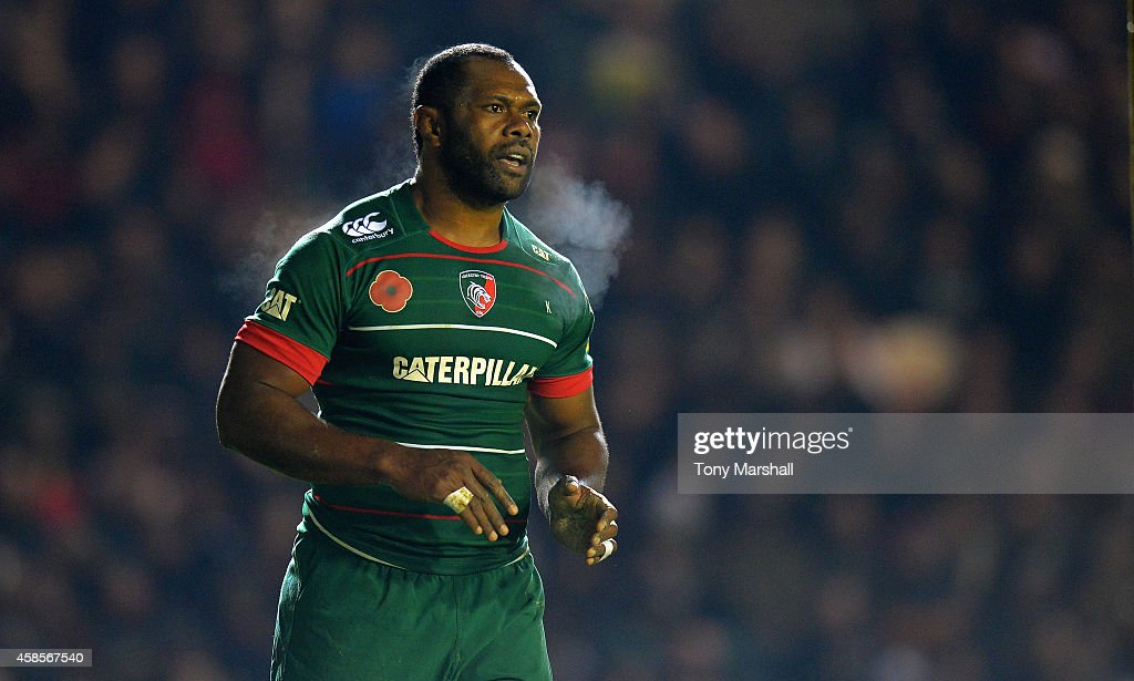 Leicester Tigers v Barbarians : News Photo