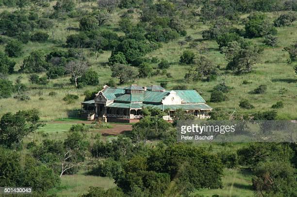 Verfallene Villa Hartbeespoort bei Pretoria Südafrika Afrika Reise BB DIG PNr 240/2006