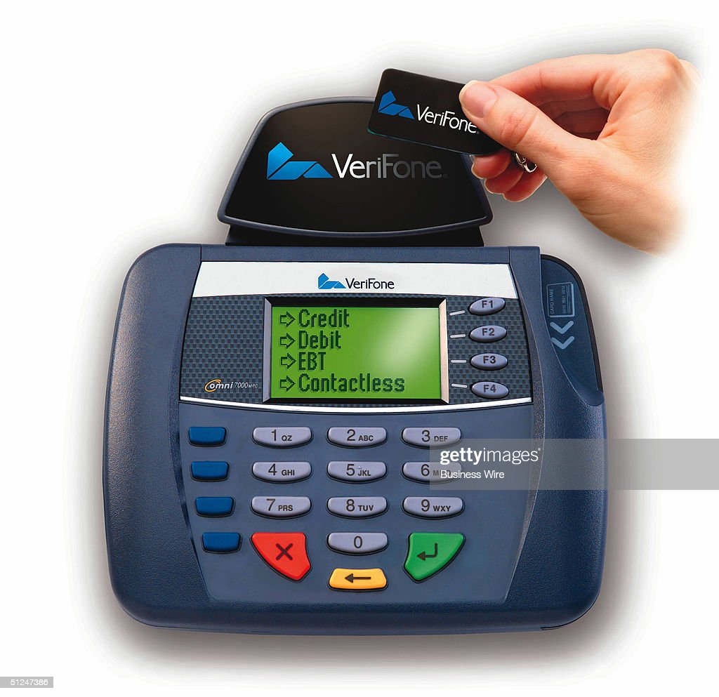 VeriFone, Inc 's Omni 7000 MPD payment terminal is the