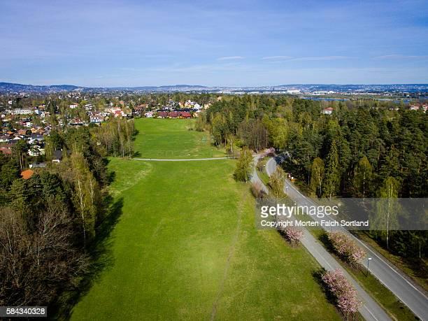 Veritasparken, Høvik, Norway