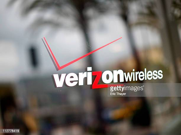 Verizon store is seen April 21 2011 in the Westwood neighborhood of Los Angeles California Verizon announced today that it activated 22 million...