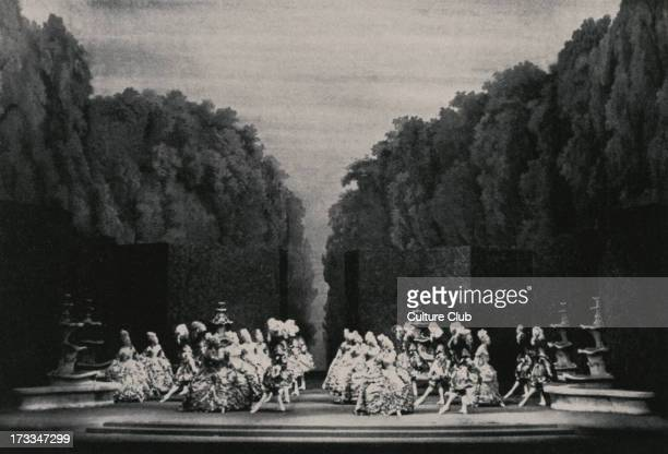Verklungene Feste by Richard Strauss , this performance in Munich, 1940.
