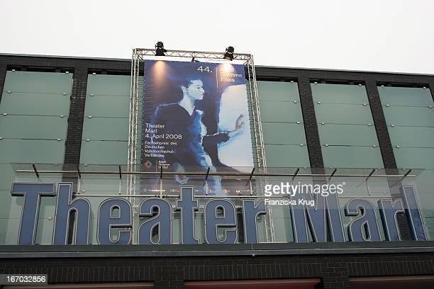 Verleihung Des 44 Adolf Grimme Preis Im Theater In Marl Am 040408