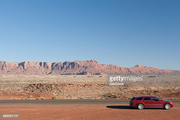 vermilion cliffs national monument - roadside stock pictures, royalty-free photos & images