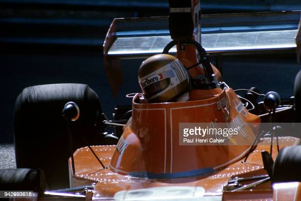 Vern Schuppan EnsignFord N174 Grand Prix of Monaco Circuit de Monaco 26 May 1974