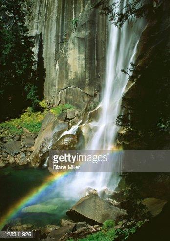 Yosemite Backpacking, Day Hikes, & Summer Camp   Lasting ...   Yosemite Vernal Falls Rainbow
