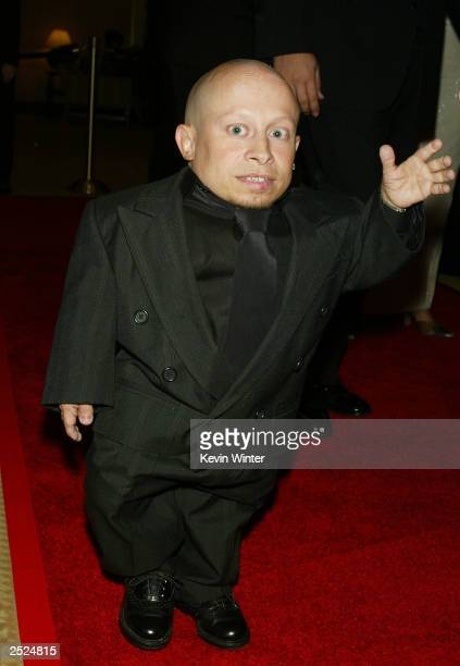 Verne Troyer at To Protect and To Serve benefiting the Los Angeles Police Protective League's Eagle and Badge Foundation and the Tichi Wilkerson...