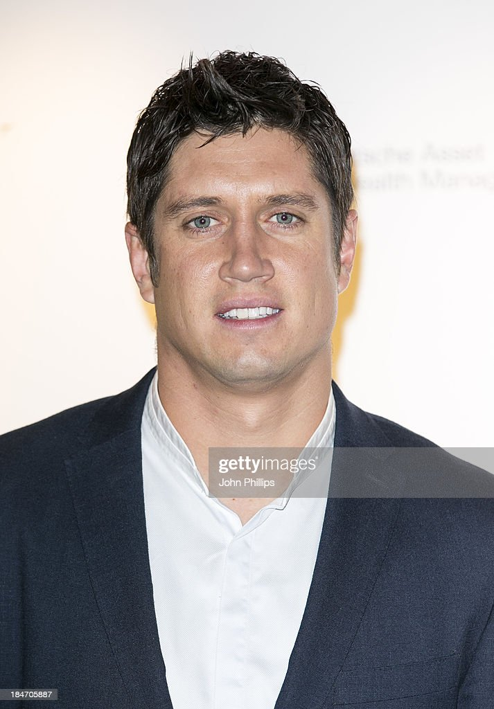 Vernon Kay attends the Candy magazine Autumn/Winter 2013 launch party at Saatchi Gallery on October 15, 2013 in London, England.