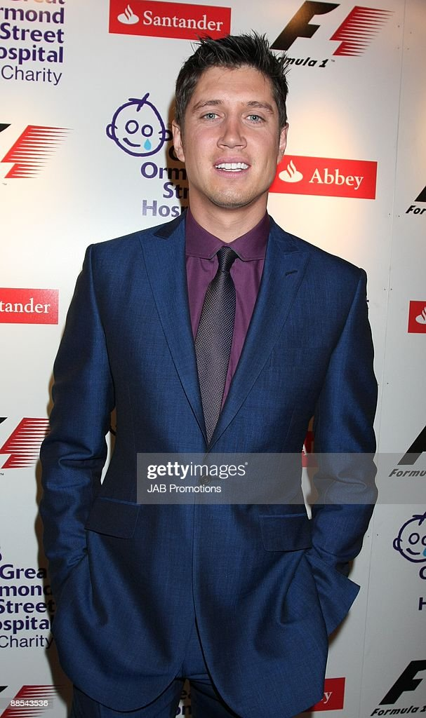 Vernon Kay attends the F1 Party In Aid Of Great Ormond Street at Victoria & Albert Museum on June 17, 2009 in London, England.