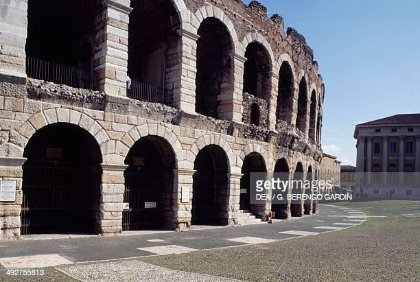 Verona Arena 1st century AD Veneto Italy