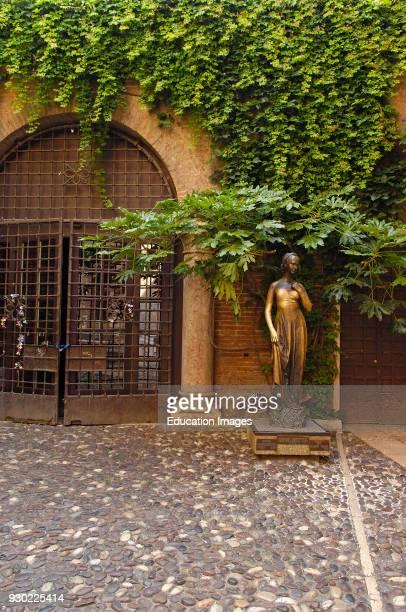 Verona House of Giulietta Casa Capuleti Veneto Italy Europe