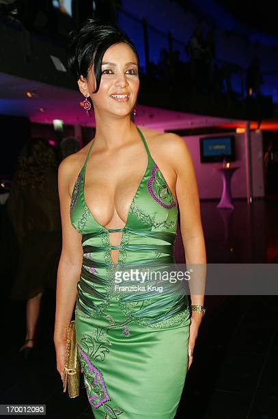 Verona Pooth at the aftershow party for media prize 'Bambi' in Hamburg
