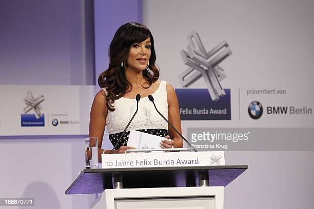 Verona Pooth at the Felix Burda Award Ceremony Of The Hotel Adlon in Berlin