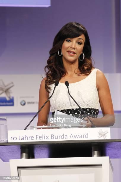 Verona Pooth at the Felix Burda Award Ceremony Of The Hotel Adlon in Berlin