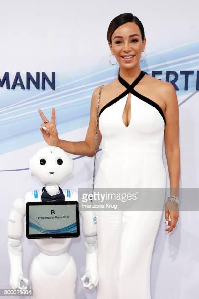 Verona Pooth attends the 'Bertelsmann Summer Party' at Bertelsmann Repraesentanz on June 22 2017 in Berlin Germany