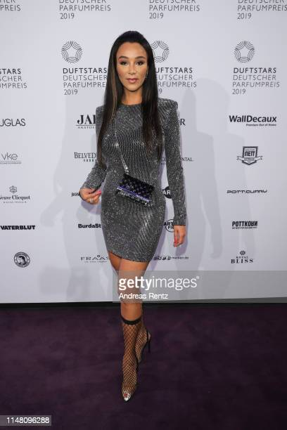 Verona Pooth attends the Duftstars 2019 at Rheinterrasse on May 09 2019 in Duesseldorf Germany