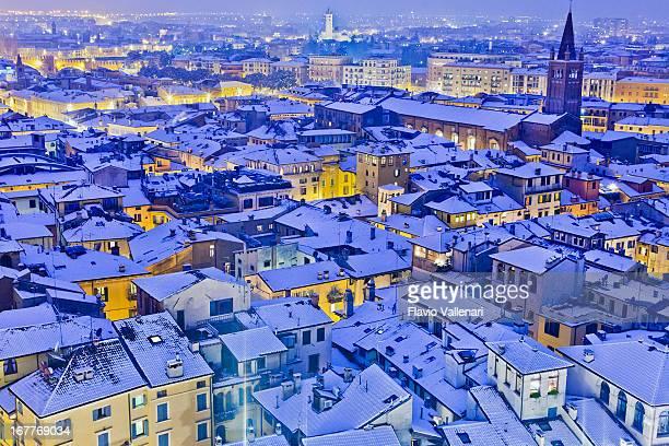 Verona の雪