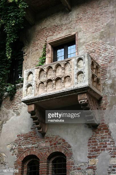 Verona.Juliet di balcone.