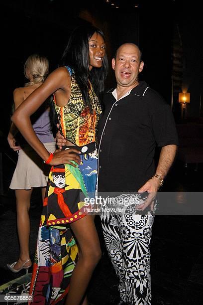 Veronda Bradfield and Chuck Nabit attend Miss Universe Post Pageant VIP Party hosted by Chuck Nabit Dave Geller Ed St John Greg Barnhill Freddie...