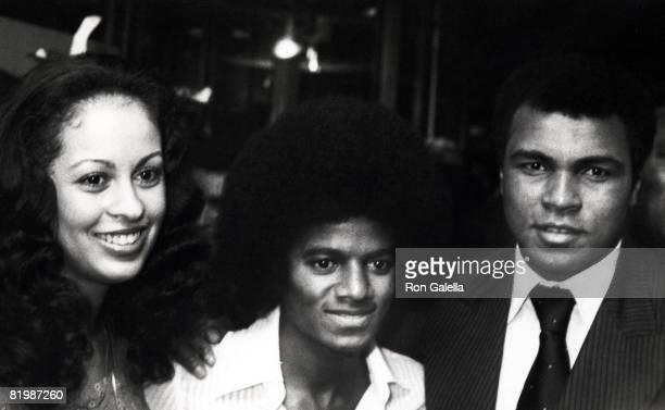 Veronica Ali Michael Jackson and Muhammad Ali