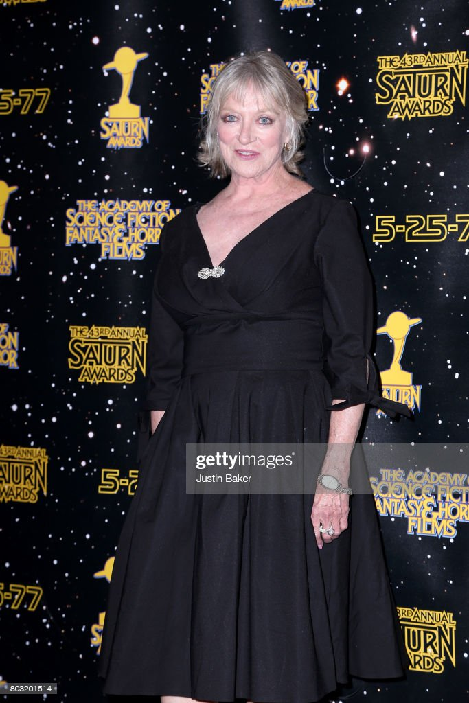 Veronica Cartwright attends the 43rd Annual Saturn Awards at The Castaway on June 28, 2017 in Burbank, California.