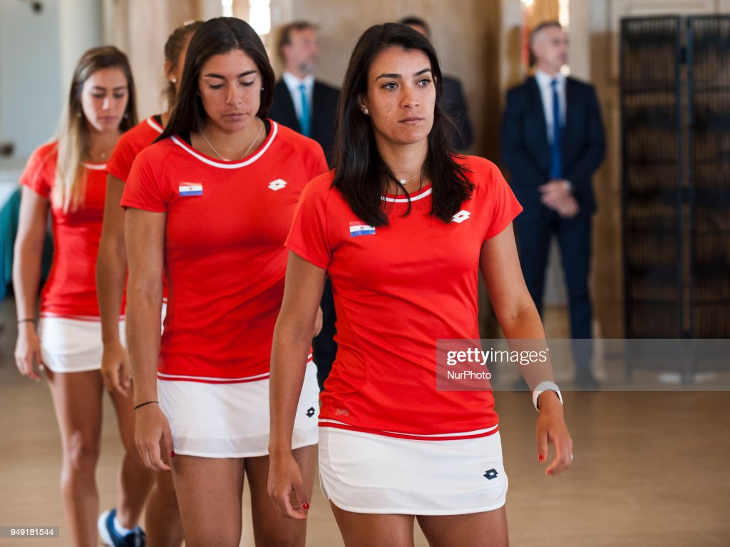 Spain v Paraguay - Fed Cup Official Draw