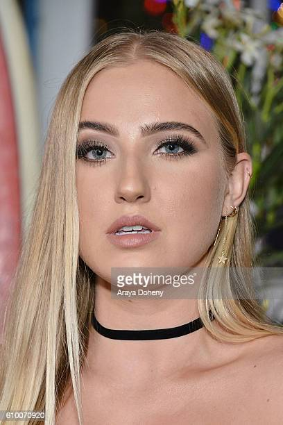 Veronica Dunne attends the Teen Vogue Young Hollywood 14th Annual Young Hollywood Issue at Reel Inn on September 23 2016 in Malibu California