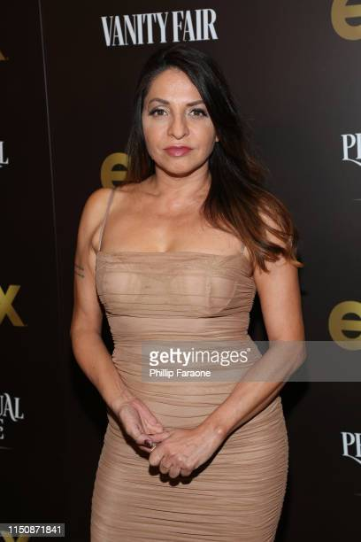 """Veronica Falcon attends the LA premiere of Epix's """"Perpetual Grace, LTD"""" at Linwood Dunn Theater on May 21, 2019 in Los Angeles, California."""