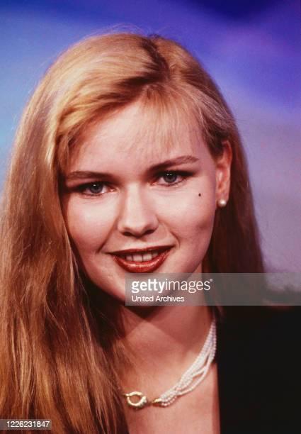 Veronica Ferres, deutsche Schauspielerin, Deutschland 1993