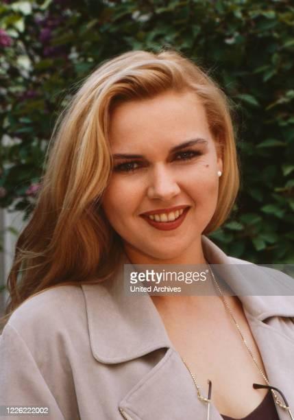 Veronica Ferres, deutsche Schauspielerin, Deutschland 1994