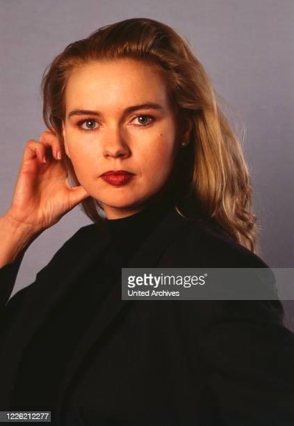 Veronica Ferres, deutsche Schauspielerin, Deutschland 1995