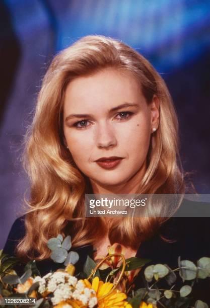 Veronica Ferres, deutsche Schauspielerin, Deutschland 1996