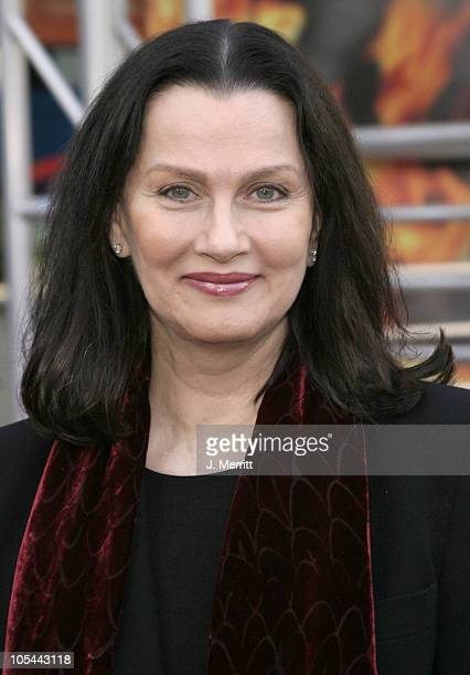 Veronica Hamel during Sacred Planet Premiere at Universal City Walk in Universal City California United States
