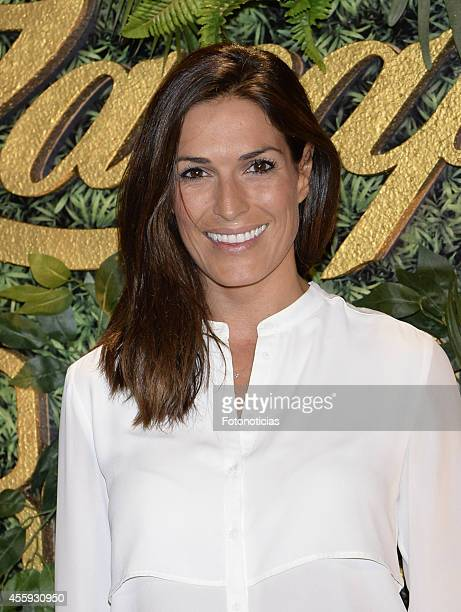 Veronica Hidalgo attends the Zacapa Room opening party at the Casino de Madrid on September 22 2014 in Madrid Spain